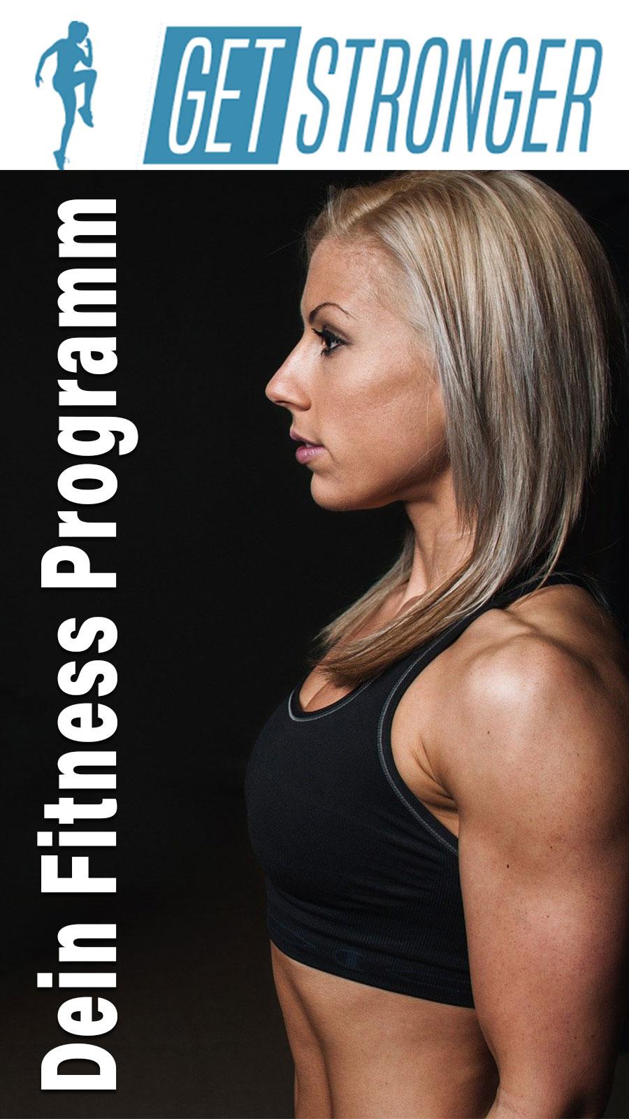 Dein Fitnessprogramm - Getstronger