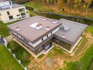 Luftaufnahme Immobilien
