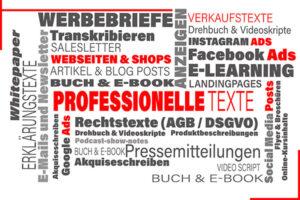 Professionelle Texte bei mls-werbung